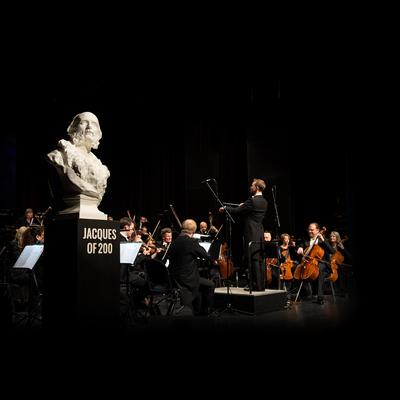 Jacques OF 200 – Classical music meets 3D-printing