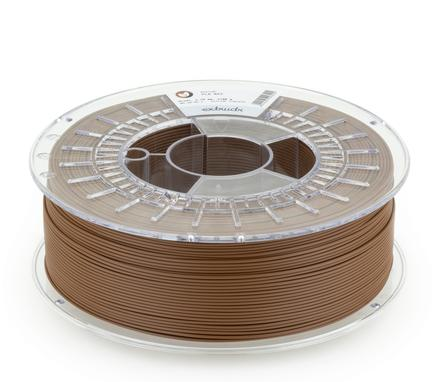 PLA NX2 chocolate brown