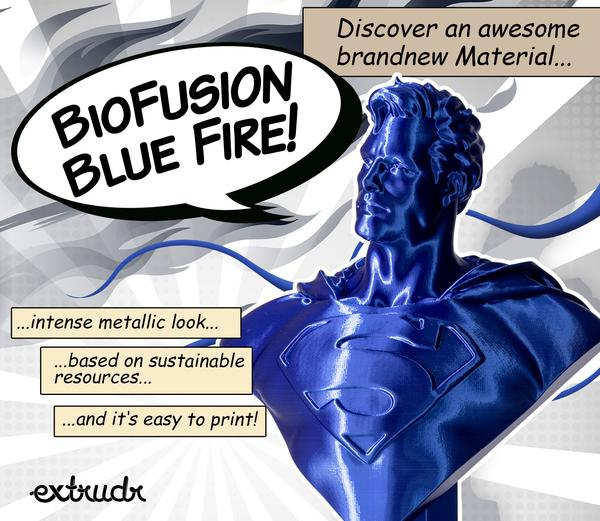 BioFusion blue fire